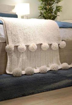 Basic Crochet Stitches, Crochet Basics, Crochet Blanket Patterns, Knitting Patterns, Knitting Ideas, Chunky Crochet, Crochet Baby, Knit Crochet, Simple Crochet