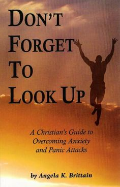 I've had panic disorder since 1969. This book is great and filled with healing scripture.
