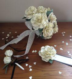 Music Paper Roses