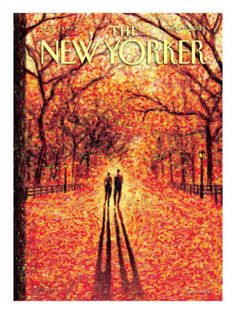 The New Yorker Cover - November 9, 2009 Poster Print by Eric Drooker at the Condé Nast Collection