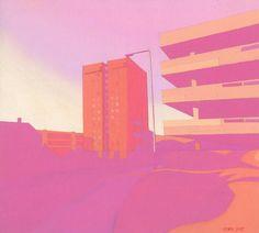 Evening Light, Jim Montgomery