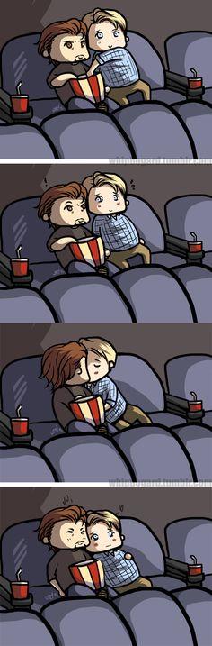 ++ Movie Date ++ by whippy.deviantart.com on @deviantART
