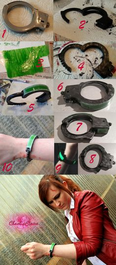 Resident Evil: Revelations 2 Fear Bracelet