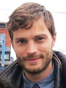 "James ""Jamie"" Dornan-- (born 1 May 1982) is a Northern Irish actor, model, and musician. He played Axel von Fersen in Sofia Coppola's film Marie Antoinette (2006), Sheriff Graham Humbert in the ABC series Once Upon a Time, serial killer Paul Spector in the BBC Two and RTÉ One crime drama series The Fall, and Christian Grey in the Fifty Shades franchise (2015-)."