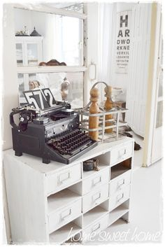 maquina de escribir!!!, divina!! love it!