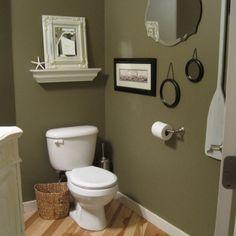 Martha stewart paint in nutshell master bedroom house for Martha stewart small bathroom ideas
