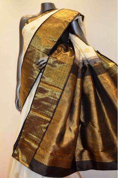 Pure Kanjeevaram Silk Saree