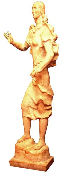Ion Irimescu (1903-2005) Tinerețe/ Youthfulness Sculptures, Statue, Carving, Sculpture, Marbles