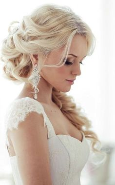 Wedding Hairstyles: Featured Hairstyle: Elstile www.elstile.com TrendyIdeas.net | Your number one source for daily Trending Ideas