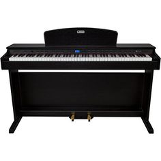 The Williams Rhapsody 2 digital piano fills your home or studio with impressive looks great sound realistic feel and plenty of features. Rhapsody 2 is built around 12 custom sounds crafted from a wo...