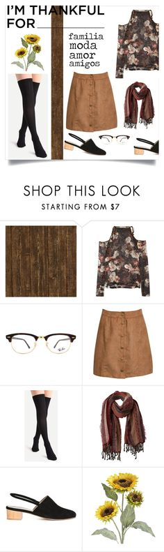 """""""🍁🌻🍂🌿🌵🌾"""" by rebecca-0518 ❤ liked on Polyvore featuring Preen, Ray-Ban, Pilot, prAna, Anne Thomas, Pier 1 Imports and imthankfulfor"""