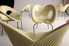 Ripple by Ron Aradhttps | Luxury Furniture | Find more in Boca do Lobo www.bocadolobo.com/en