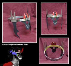 King Sombra's Crown by SilverSlinger.deviantart.com on @DeviantArt