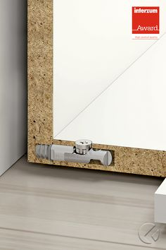 #TARGET is the new structural #ConnectingFitting with high fastening capacity, suitable for mounting with wood dowels. It is an ideal solution for the installation of cabinets in tight spaces. TARGET provides the possibility of #Preassembling into the panels without obstructing the packaging.  Features and benefits: easy pre-assembling, suitable for #FurnitureInKit, no hardware kits, #HighSpeed assembling, #StrongStructural fastening, #WideRange of applications.
