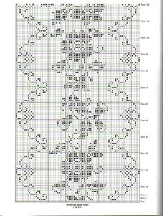 Home Accents in Crochet AA - inevavae - Λευκώματα Iστού Picasa Filet Crochet Charts, Crochet Borders, Crochet Stitches Patterns, Thread Crochet, Doily Patterns, Crochet Cross, Cross Stitch Borders, Cross Stitch Designs, Stitch Patterns