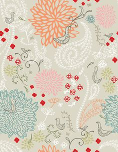 Find spring backgrounds stock images in HD and millions of other royalty-free stock photos, illustrations and vectors in the Shutterstock collection. Vintage Pattern Design, Vintage Patterns, Bird Wallpaper, Iphone Wallpaper, Triangles, Tableaux D'inspiration, Perfume, Doodle Designs, Background Vintage