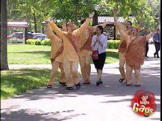 Hare Krishna YMCA prank