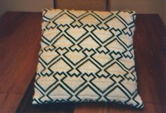 Bargello Pillow 1