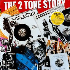 Shop the 1989 UK Vinyl release of The 2 Tone Story at Discogs. Ska Music, Skinhead Fashion, Rude Boy, Way Of Life, Childhood Memories, Pop Culture, Two By Two, Books, Madness