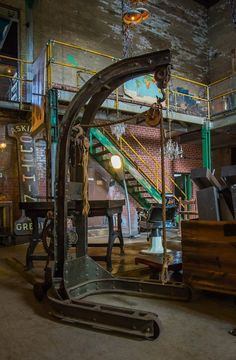 Metropolis Factory's Industrial Renaissance — Creative Workspace Tour   Apartment Therapy