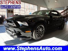 1ZVBP8JZ4D5266420 - 2013 Ford Mustang Shelby GT500 2DR CPE SHELBY GT500 - $67115 - 866-270-1896