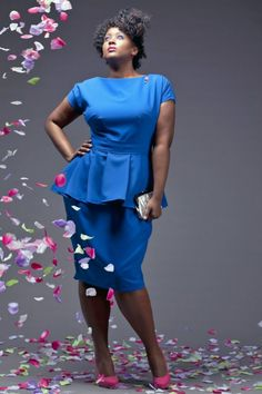 Etsy Plus size designers. Love this 50's throwback to fashion. Back the clothes were made for women with real curves.