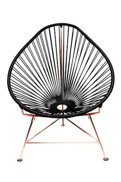 Acapulco Chairs Innit Designs| Acapulco Chair, Concha Chair, Baby Acapulco Chair