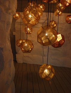 Tom Dixon - Etch Light