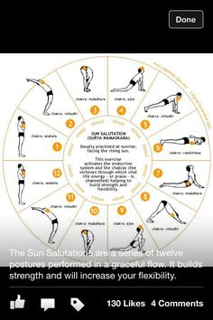 Morning yoga routine to wake up before workouts. Must do.