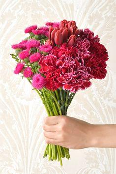 #wedding #bouquet #flower #carnation #pink #red #DILIGENCEPARLOUR #NOVARESE #ウエディング #ブーケ #フラワー #カーネーション #ピンク #レッド #赤 #ディリジェンスパーラー #ノバレーゼ
