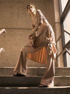 Valery Kaufman for Vogue Russia 7/16  by Natasha Royt