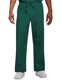 A casual Unisex pant features a natural rise and an adjustable webbed drawstring at the waist, one back pocket, and a cargo pocket with an inside cell phone pocket. Inseam Fabric: 65 Cotton Poplin with Soil Release Cherokee Uniforms, Cherokee Scrubs, Healthcare Uniforms, Medical Uniforms, Happy Threads, Hard Wear, How To Wear, Medical Scrubs, One Back