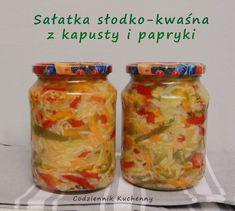 Pickles, Mason Jars, Good Food, Food And Drink, Treats, Baking, Healthy, Recipes, Kitchen