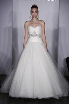 Buy & sell new, sample and used wedding dresses + bridal party gowns. Your dream wedding dress is here - at a truly amazing price! Used Wedding Dresses, Cheap Wedding Dress, Bridal Dresses, Wedding Gowns, Girls Dresses, Tulle Ball Gown, Ball Gowns, Satin, Wedding Designs