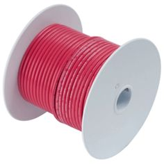 Ancor Red 18 AWG Tinned Copper Wire - 35