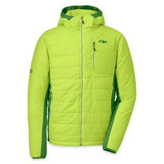 Outdoor Research Cathode Hoody. Winner of the 2014 Outside Magazine Gear of the Year Award. Originally $199 discounted to $99 at Campsaver.com