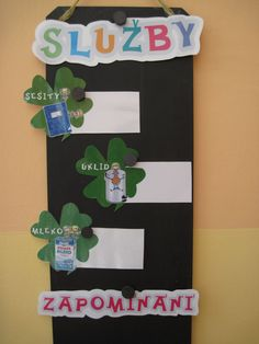 služby -  z netu Classroom, Education, Children, School, Diy, Decor, Class Room, Young Children, Boys