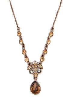 """On ideel: GIVENCHY 16"""" Y-Necklace"""