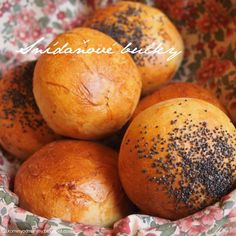 Laskominy od Maryny: Snídaňové bulky Russian Recipes, Baked Potato, Hamburger, Potatoes, Bread, Meals, Vegetables, Ethnic Recipes, Food