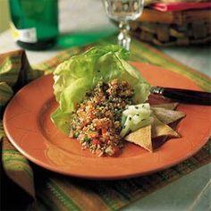 Tabbouleh Salad | MyRecipes.com #myplate #grains