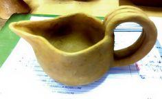 Keshia. Kriya, pottery 1, project 3. June 2015