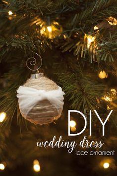 diy-wedding-dress-ornament