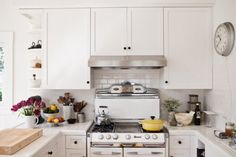 Everything Old is New Again: Tile Countertops, Then and Now #currentkitchen #paint