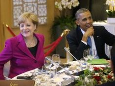 President Obama and European leaders agreed Monday on a new set of sanctions on Russia over destabilizing actions by separatists in Ukraine, officials said Monday. The new sanctions, still unspecified, could target entire sectors of the Russian economy, officials said after Obama's video conference with the leaders of Germany, France, the United Kingdom and Italy. […]