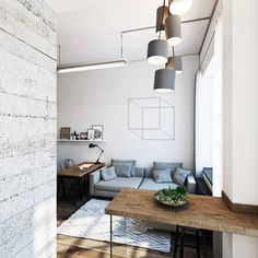 5 Tiny Apartments With Stunning Designs