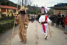 mascaradas de invierno Cantabria - España