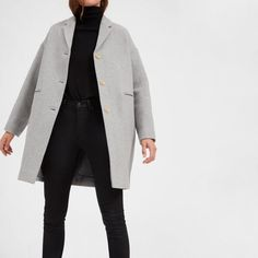 The Cocoon Coat for minimalistic style #ad