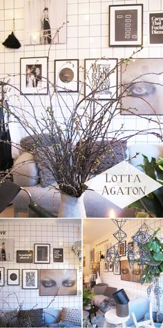 23qm Stil: lotta aganton | stockholm