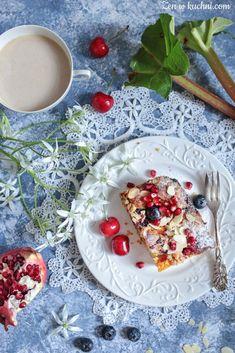Kisiel z pomarańczy - Zen w kuchni Magic Recipe, Feta, Camembert Cheese, Cooking Recipes, Deserts, Healthy Recipes, Health, Chef Recipes