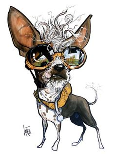 Here are some examples of some Canine Caricatures that were drawn for some very happy pet parents! ... Powered by Cincopa Video Hosting for Business solution.